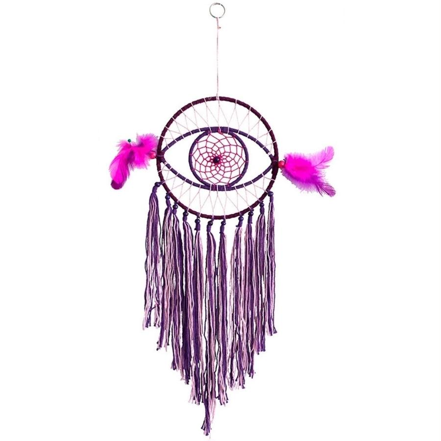 """Dreamcatcher""  Eye Pink-Violet   (sdc001)"