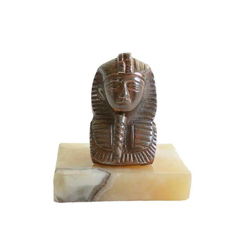 "antique ""tutankhamen"" object (m002)"