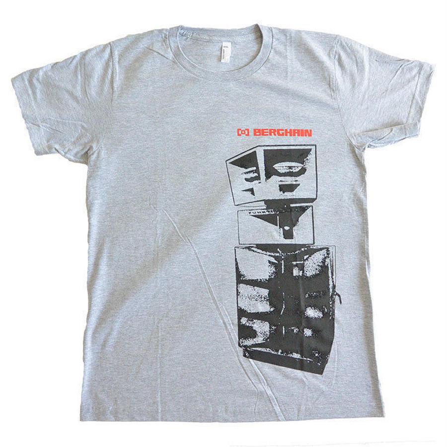 """berghain t-shirts """"box bargain"""" (ga002c) grey"""