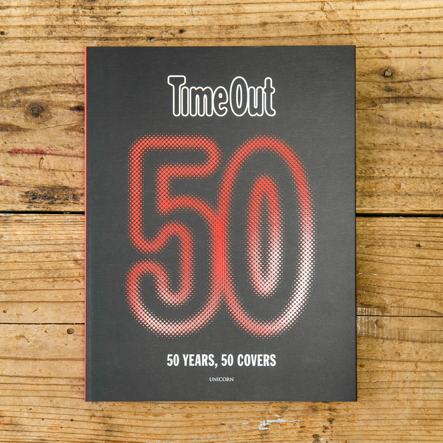 Time Out 50: 50 Years, 50 Covers