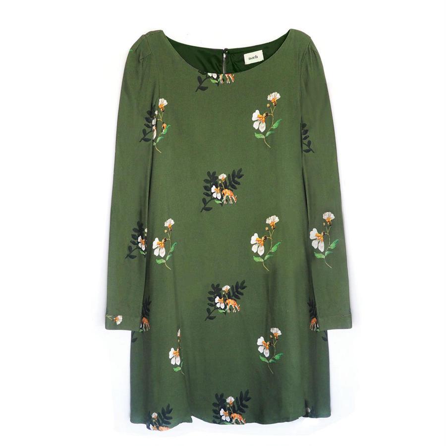 Nach Camouflage dress