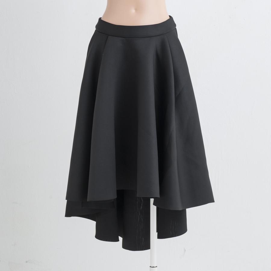 Brigitte Bardot ブリジットバルドー   フィッシュテールスカート ブラック