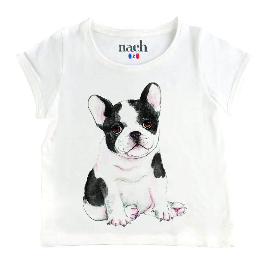 ベビー&キッズ フレンチブルドッグTシャツ NACH