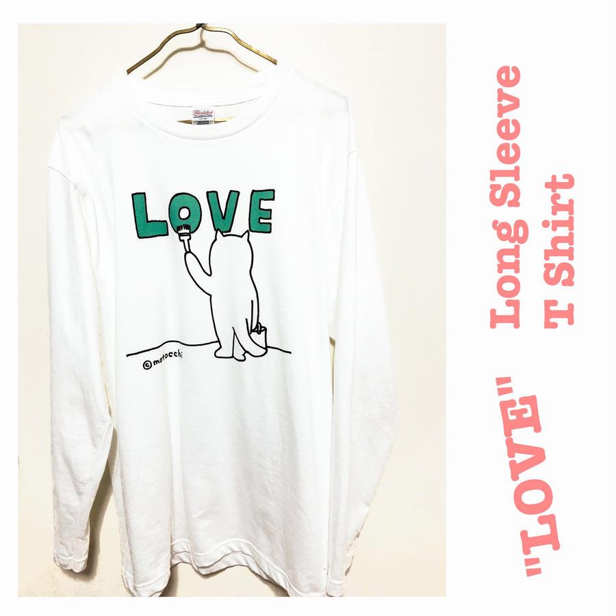 """LOVE"" ロンT"