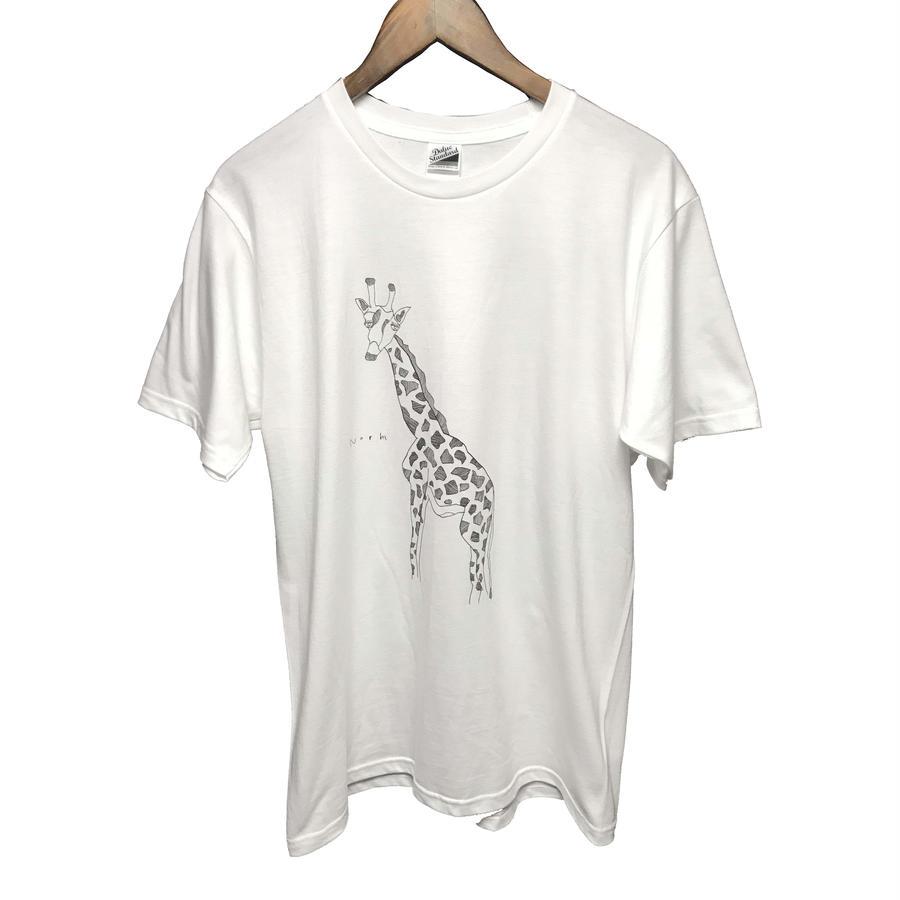 『暗い塔の夢』Teeシャツ(White)