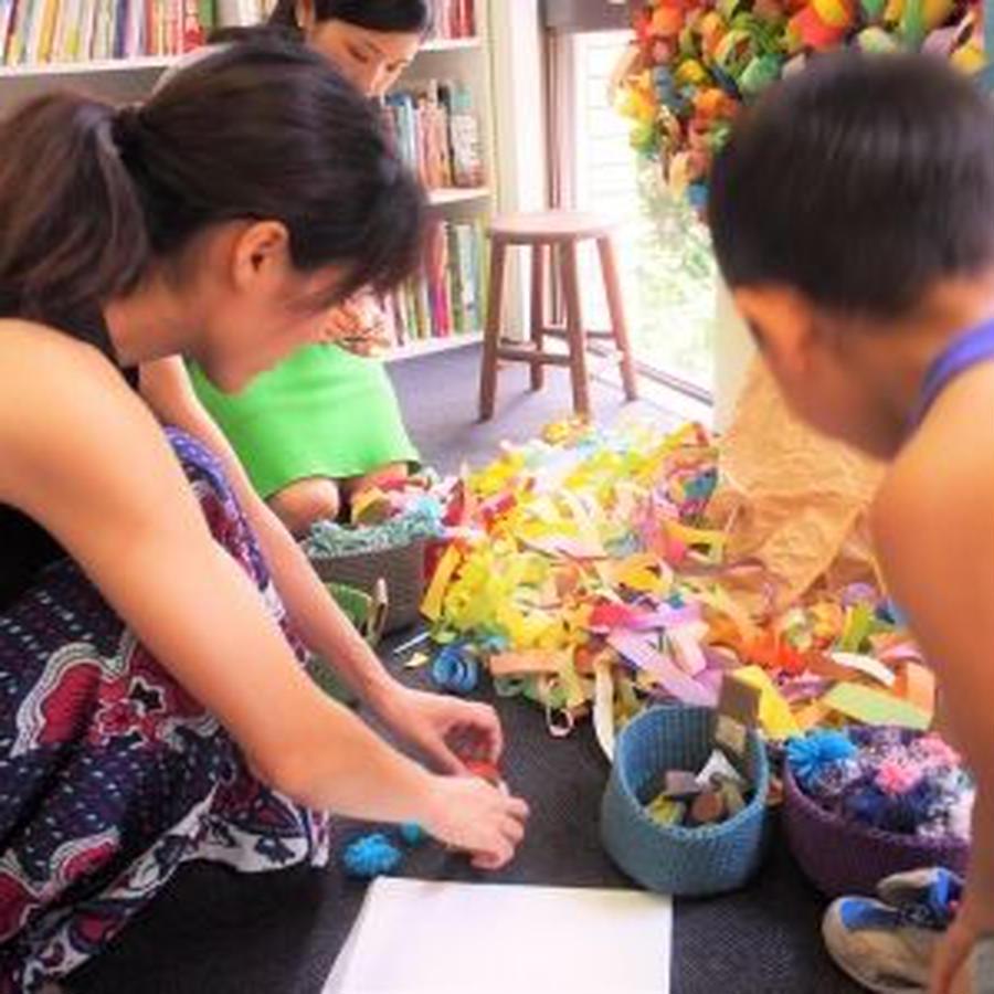 「贈るよろこび・もらう豊かさ」を体験する OSAGARI絵本 秋のワークショップ