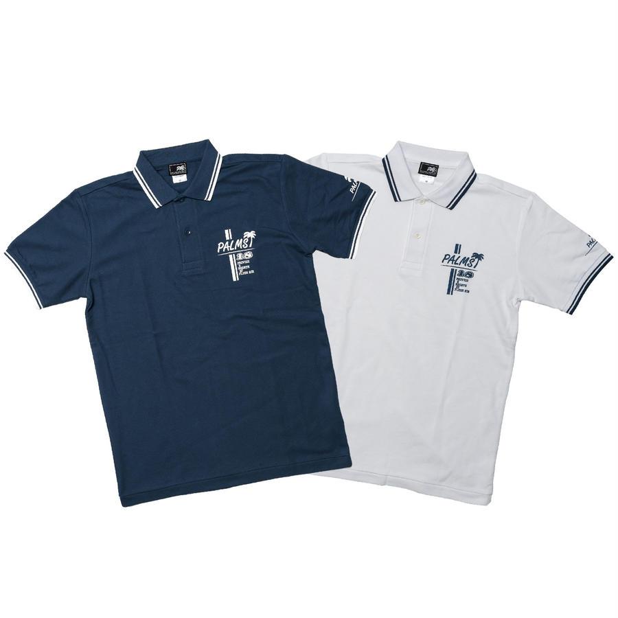 パームスラインズポロシャツ