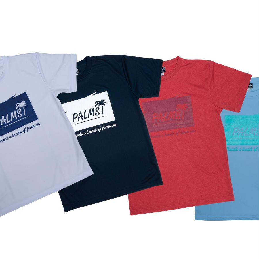 パームスロゴ4.4ozドライTシャツ