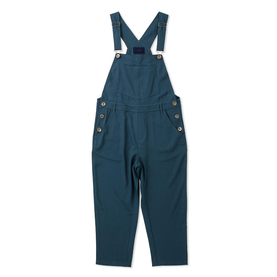PA7SS-JP02  GEORGETTE OVERALL