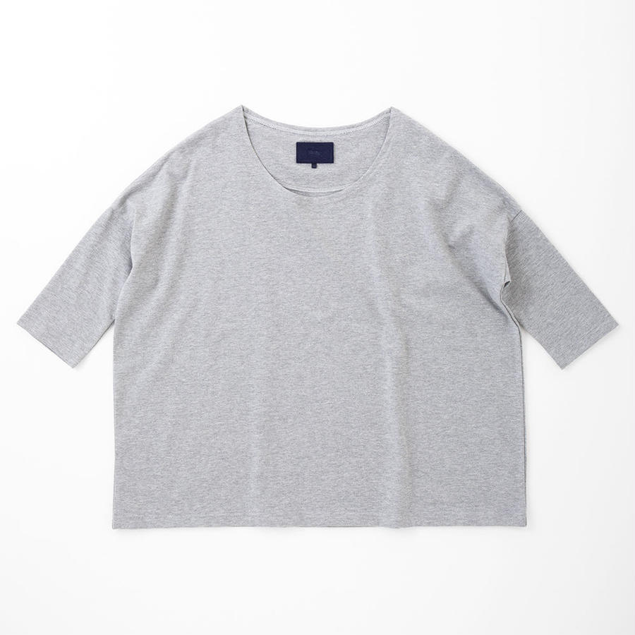 PA7SS-JE02  WIDE PULLOVER - CLASSIC JERSEY