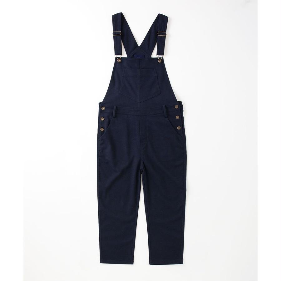 PA7AW-JP05 FLANNEL OVERALL