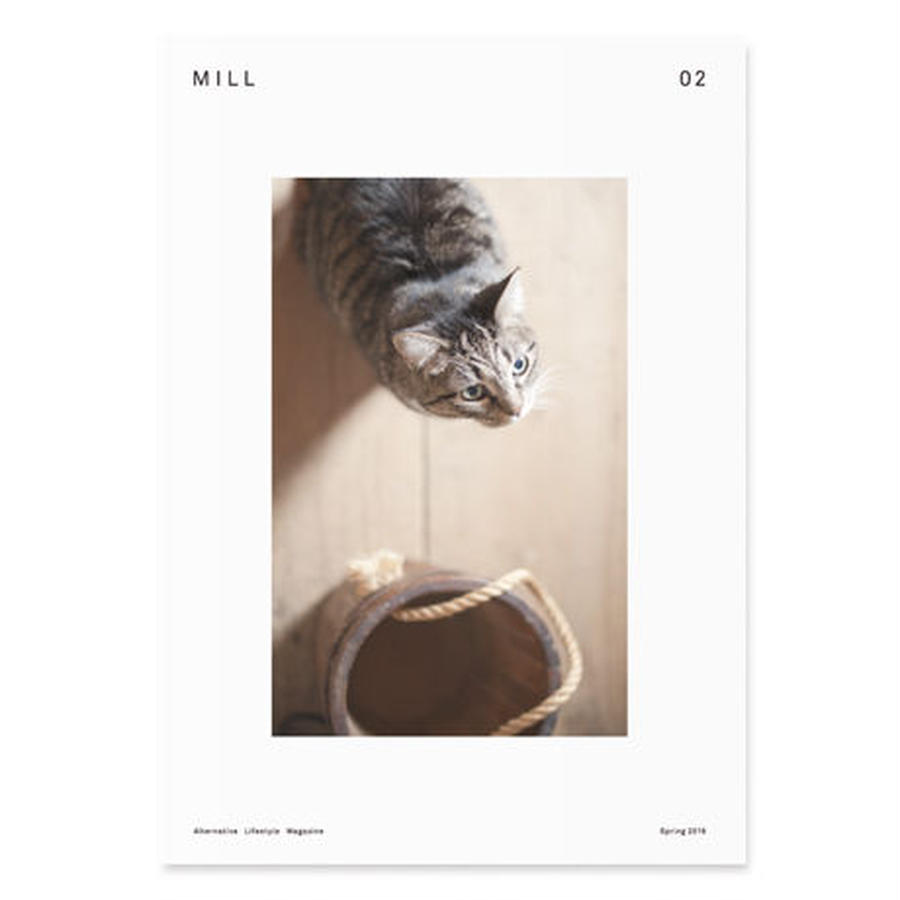 MILL magazine Issue02 デジタル版