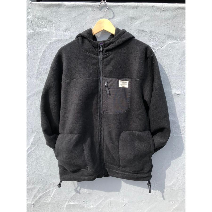 2018FWモデル マジックナンバー【MAGIC NUMBER】BONDING FLEECE PARKA