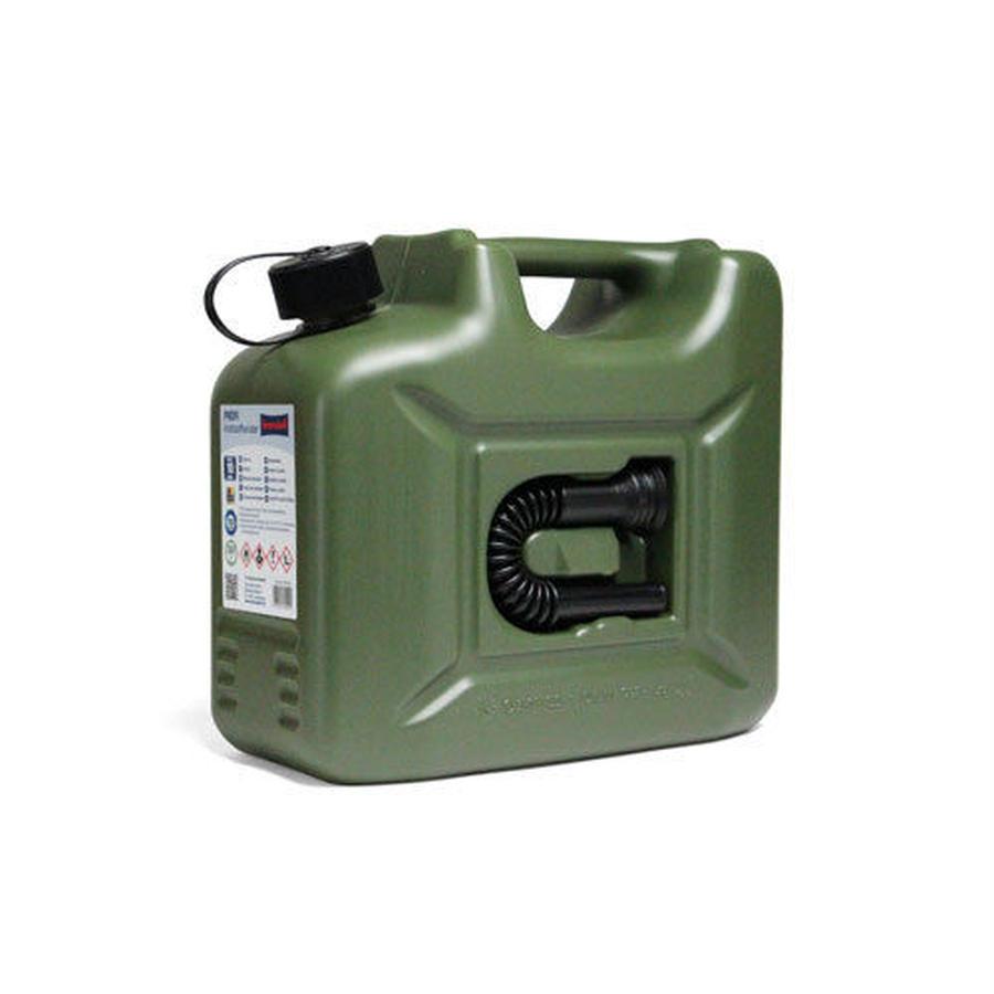 オシャレで便利アイテム入荷!【Hunersdorff】ヒューナースドルフ Fuel Can Pro 10L