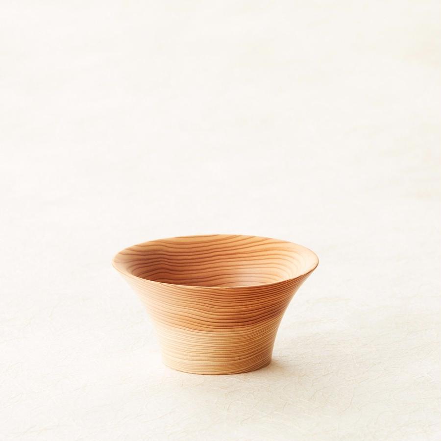 SHIZQ 鶴 デザートカップ