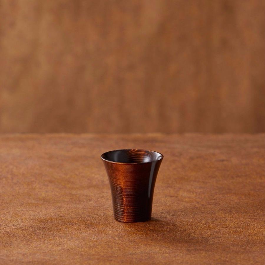 SHIZQ  Kamehachi guinomi (Japanaes sake cup)