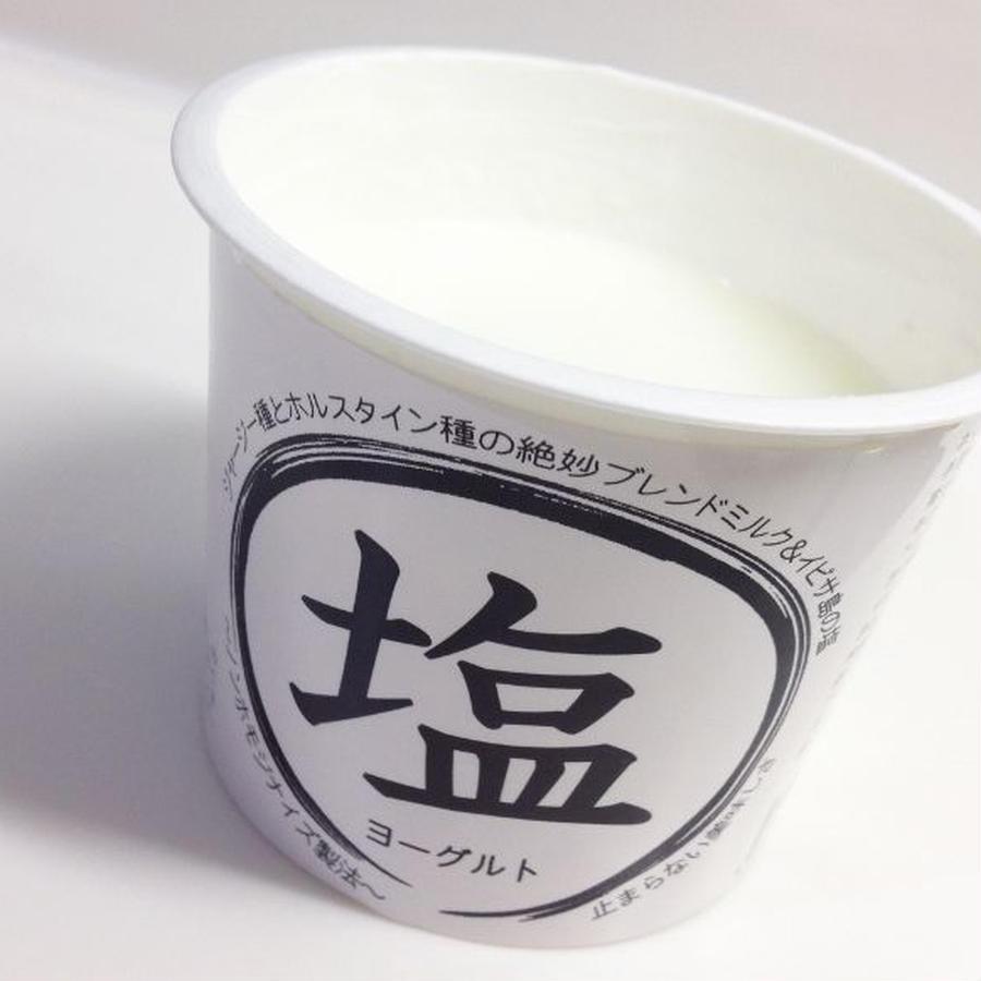 ※5%OFF【定期便】ポシドニア 塩ヨーグルト 100g × 12個