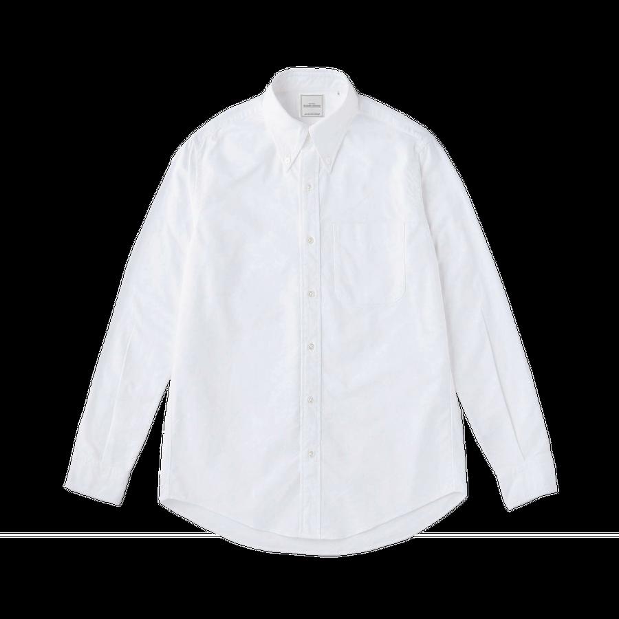 オックスフォードBD(ボタンダウン)シャツ