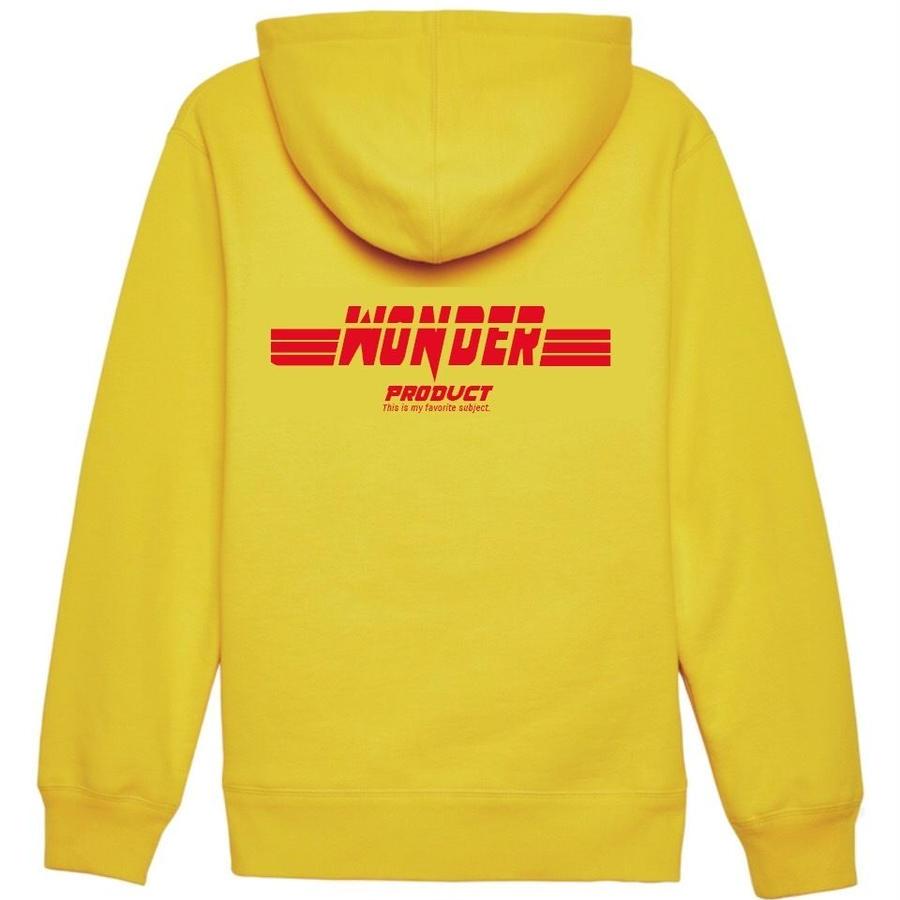 奥ノ谷塾メンバープルパーカー  ( wonderproduct )