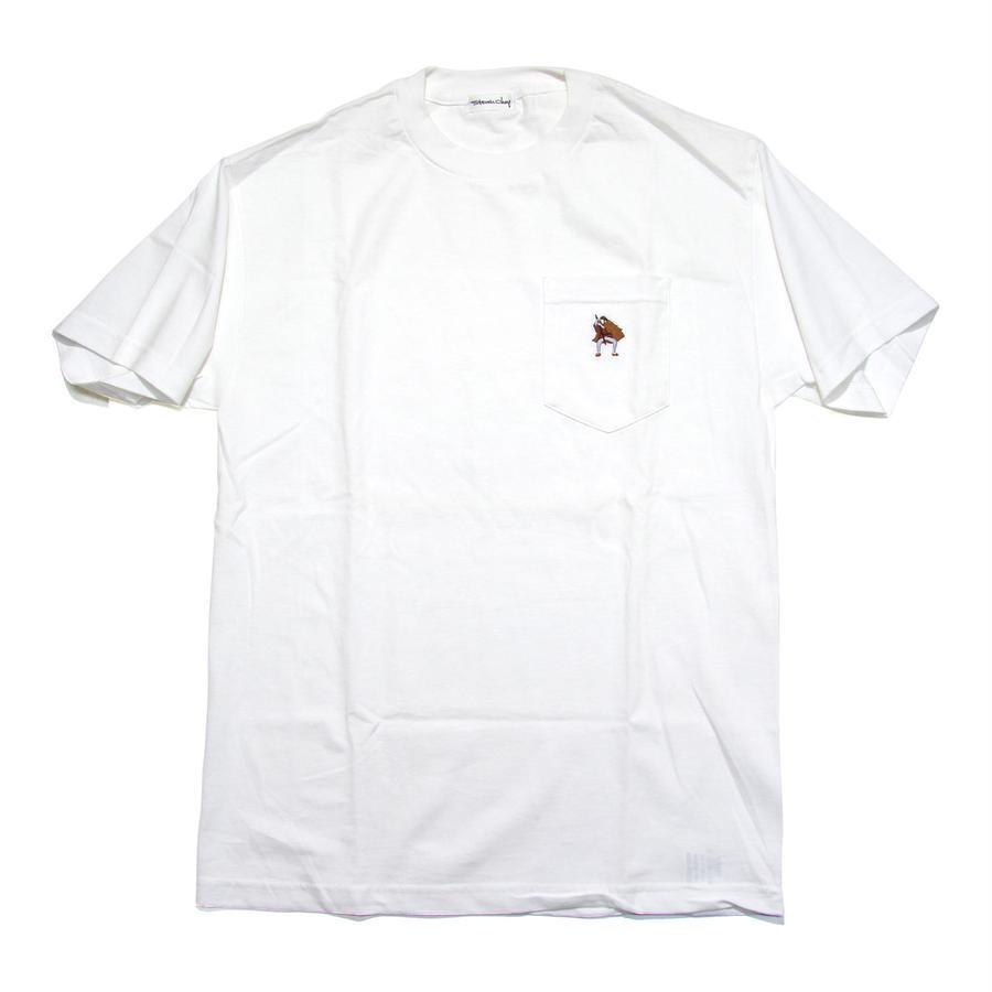 """A Blind Man 1989"" Pocket T-shirts by Steven Choy"