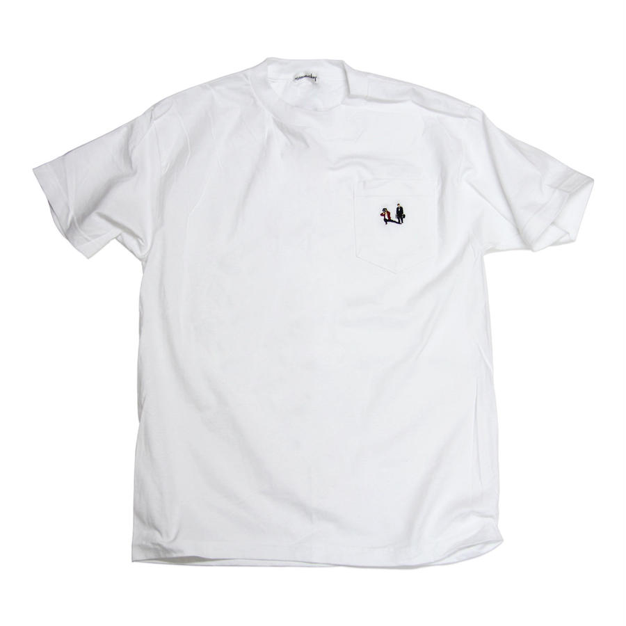 """Rushed Man"" Pocket T-shirts by Steven Choy"