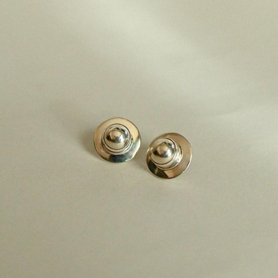 Mexico silver earring