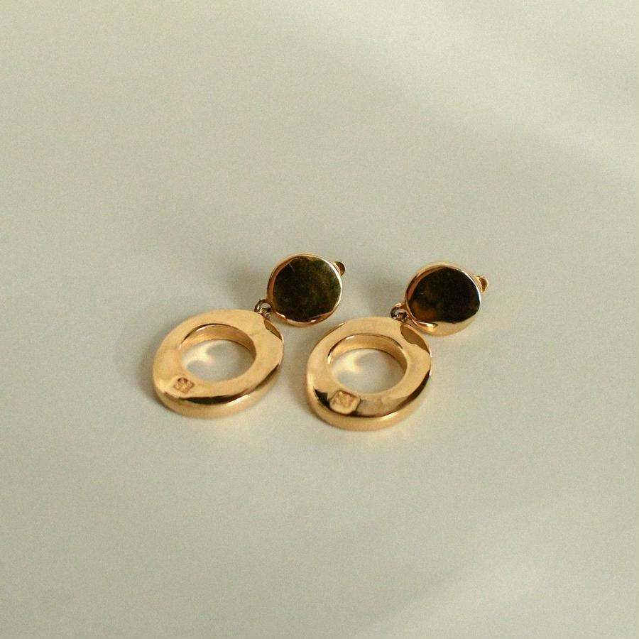 GIVENCHY / Vintage earring
