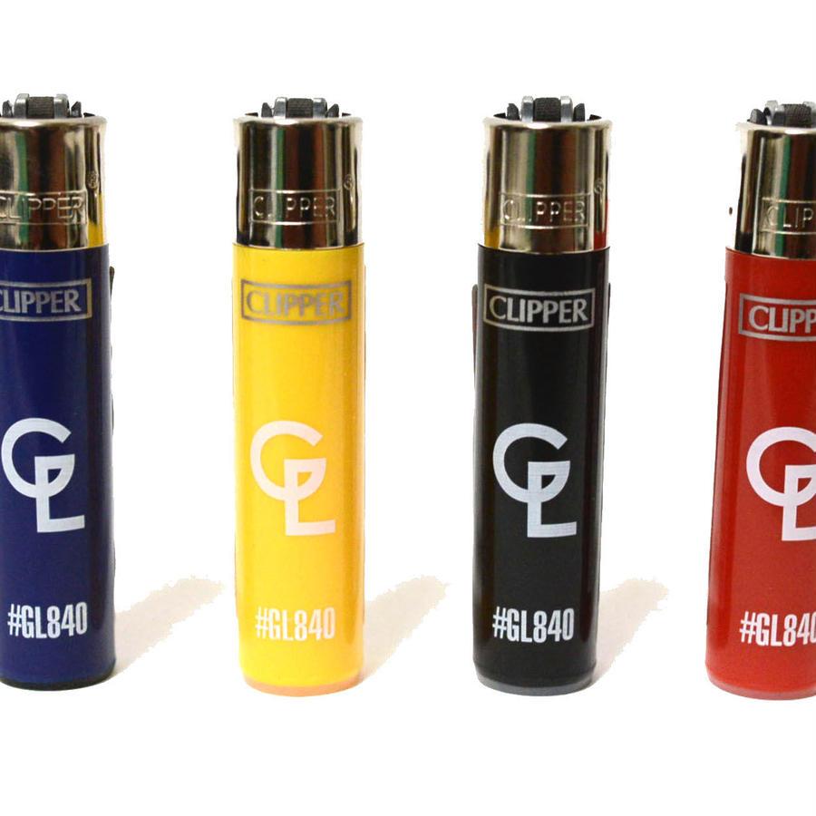 GL×Cliper ライター 4色