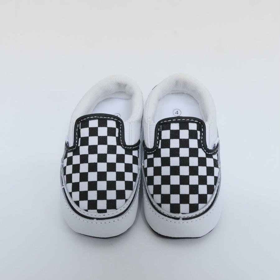 VANS Classic Slip-On black/white checkerboard