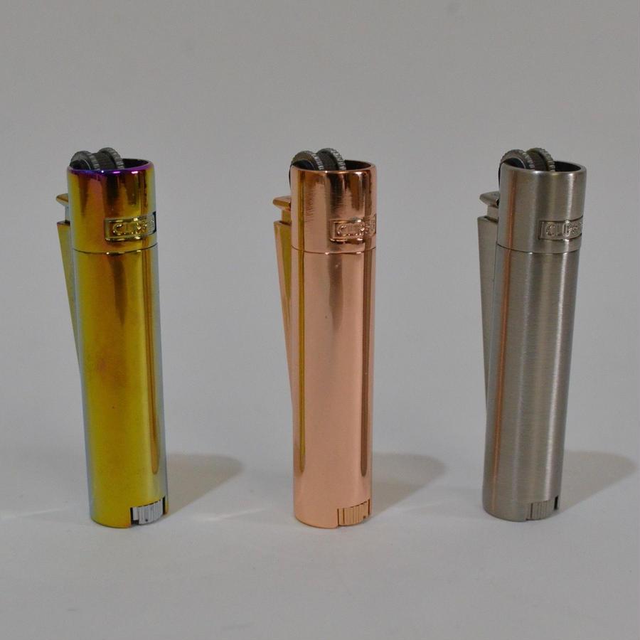 Metallic Clipper Lighter / Small Size