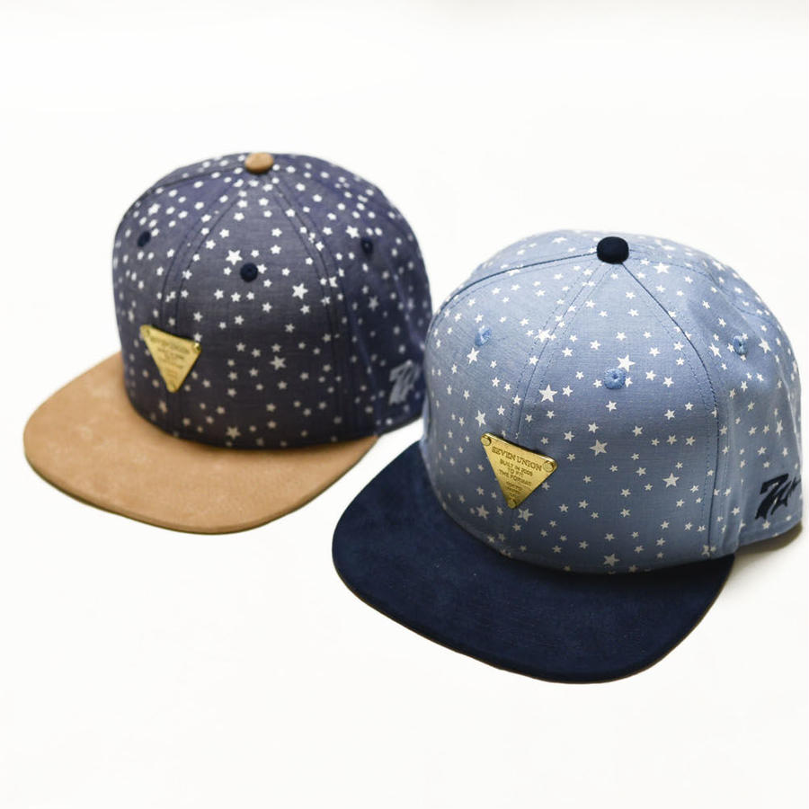 7UNION CAP STAR SNAP BACK SAMPLE ITEM