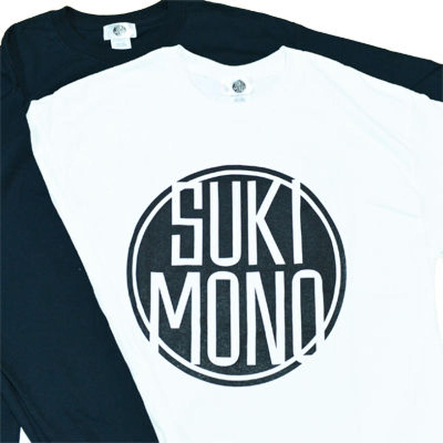SUKIMONO LOGO LONG SLEEVE T