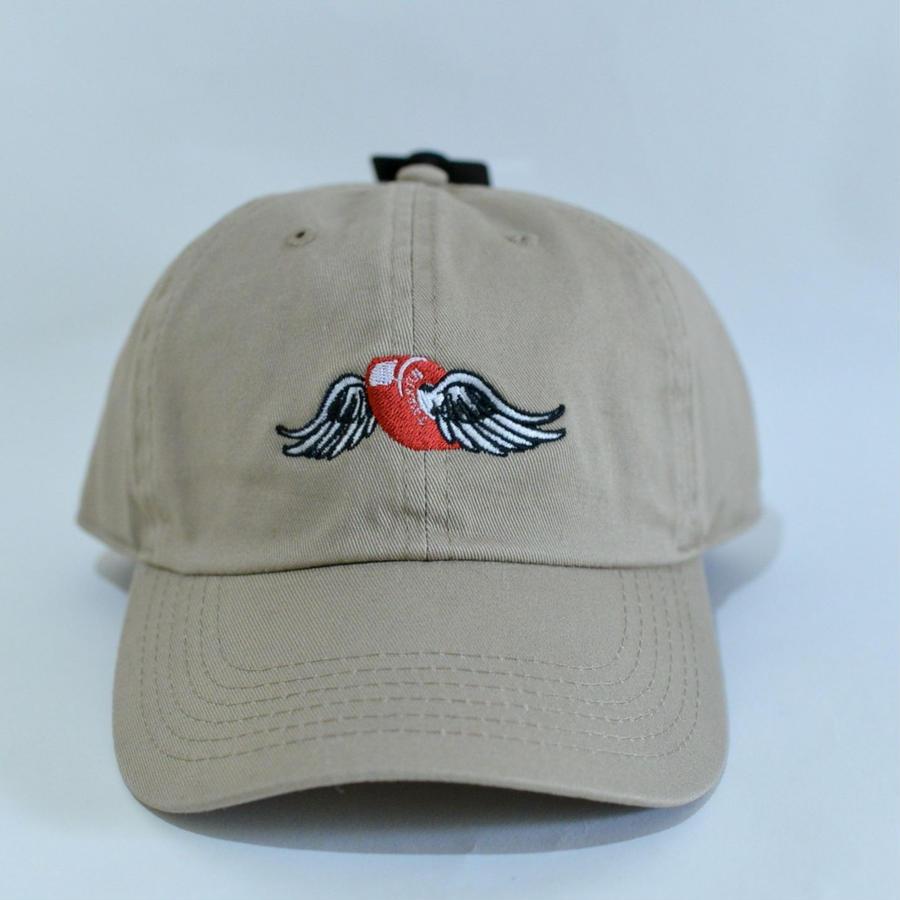 WHEEL WINGS COTTON CAP