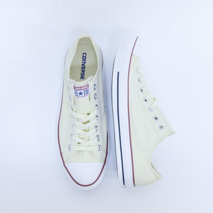 CONVERSE ALLSTAR OX NATURAL WHITE