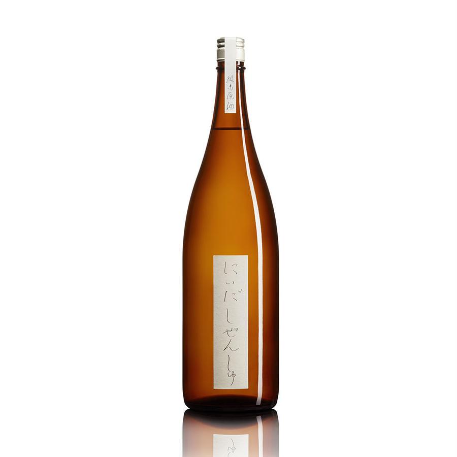 しぜんしゅ  純米原酒 1.8L