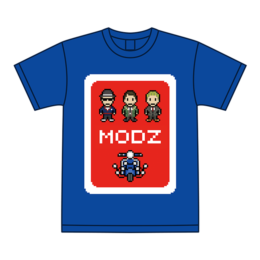 MOZ Tシャツ