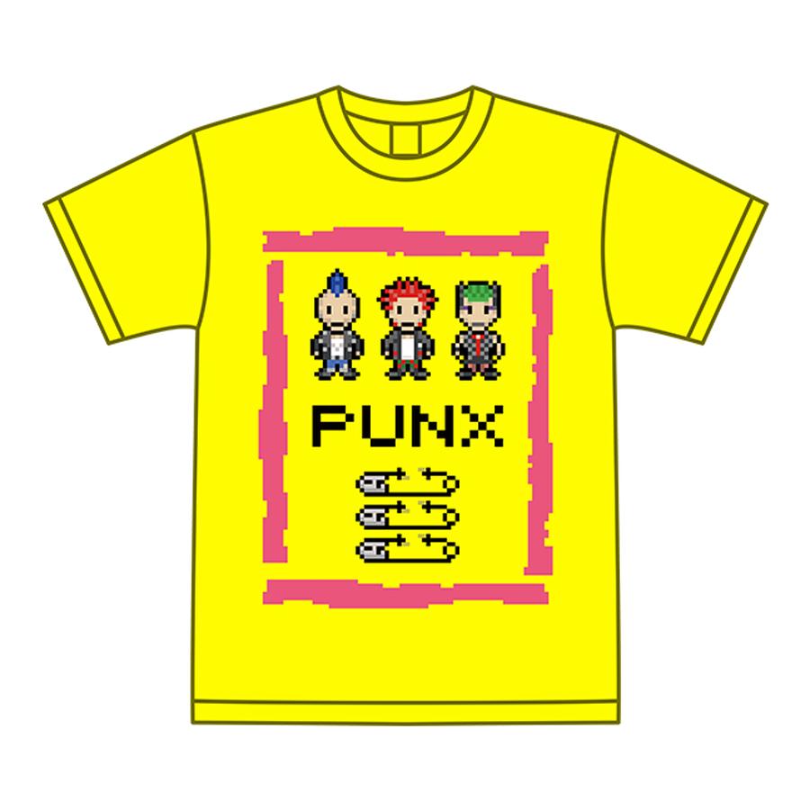 PUNX Tシャツ