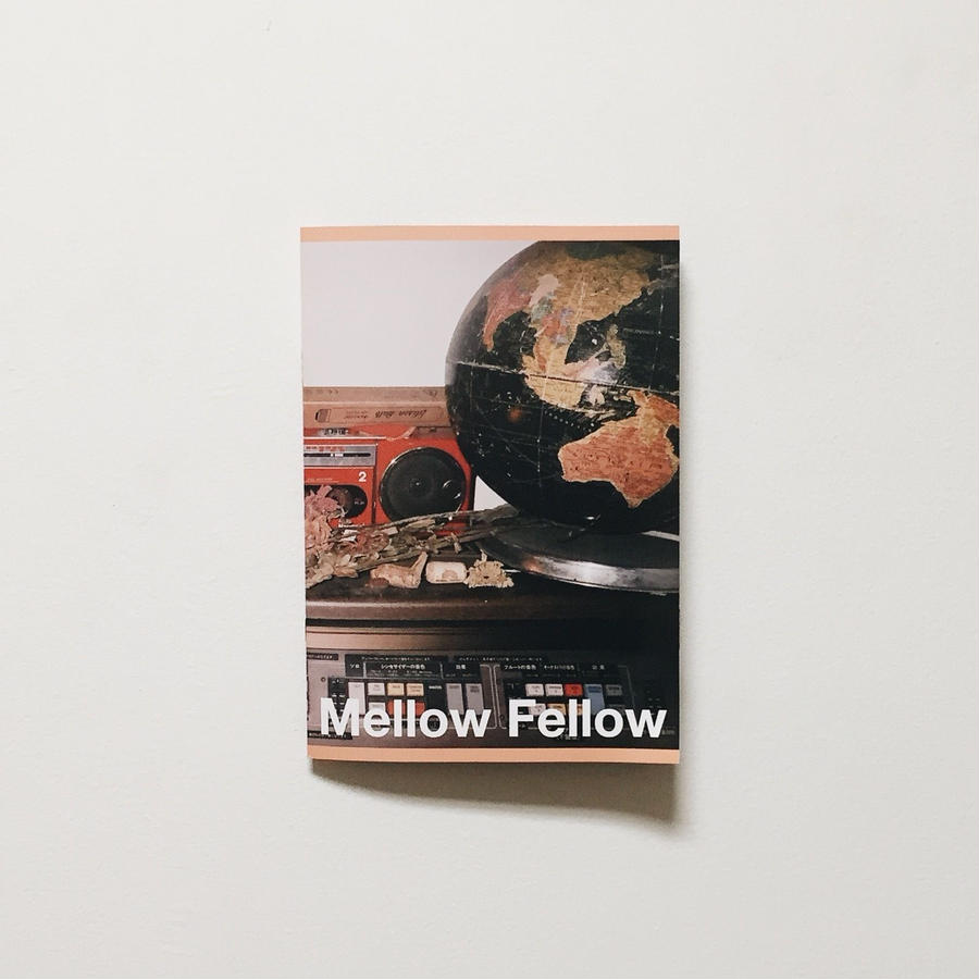 """Mellow Fellow"" PHOTO ZINE + MP3"
