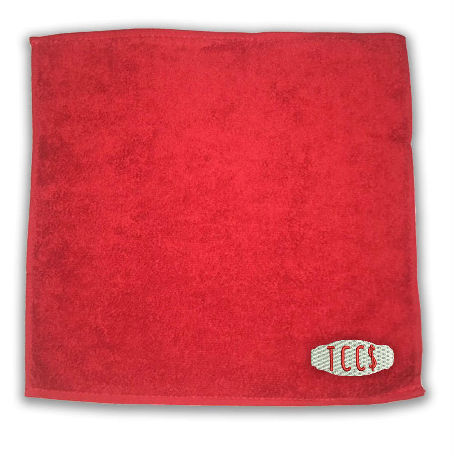 HAND TOWEL - RED