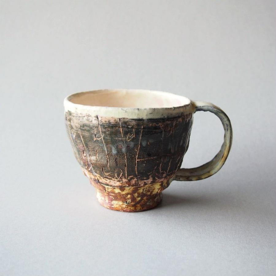 大川 和宏 手付きカップ