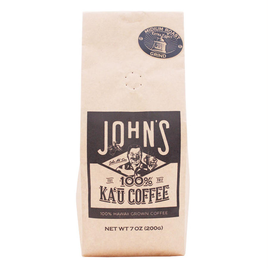 John's Ka'u coffee grind (粉)