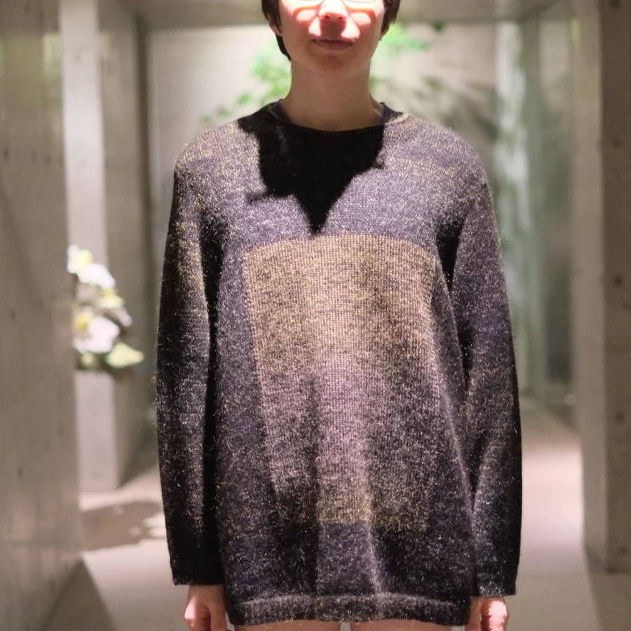 mushoku knit 先行予約 10月10日納品