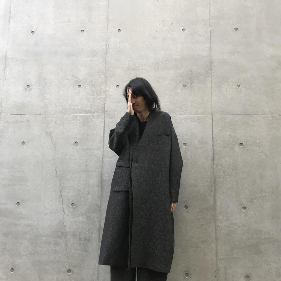 2020 WL coat / size1 - green black