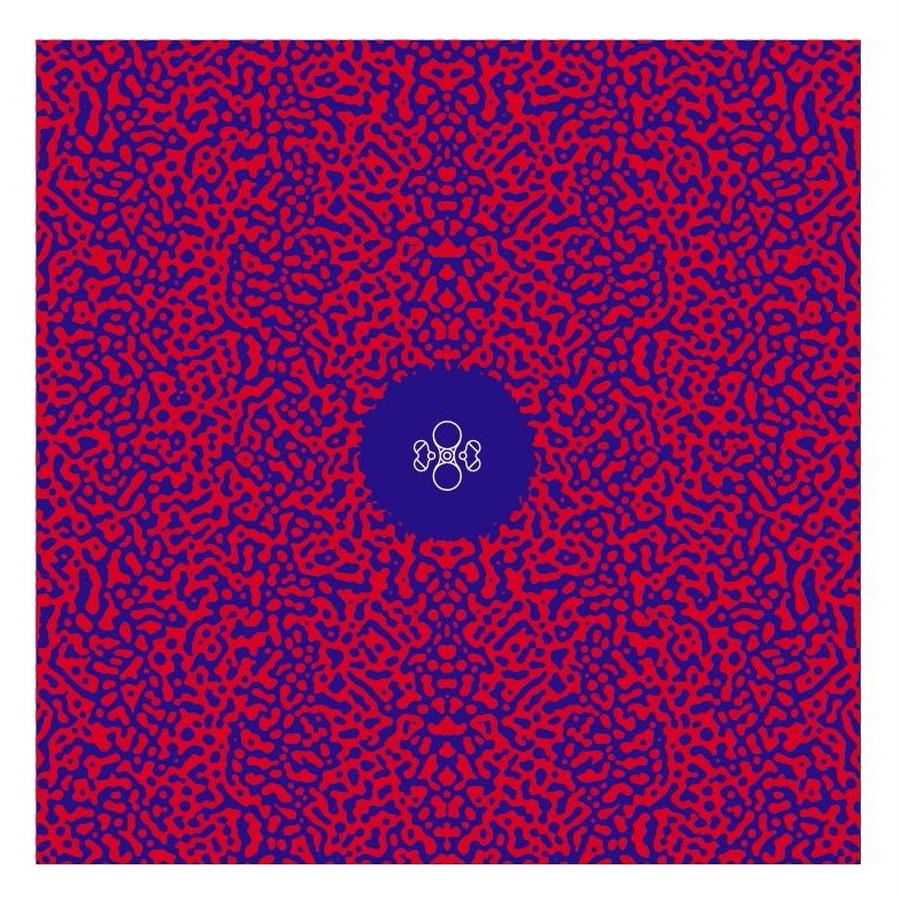 BANDANA (RED/BLUE)
