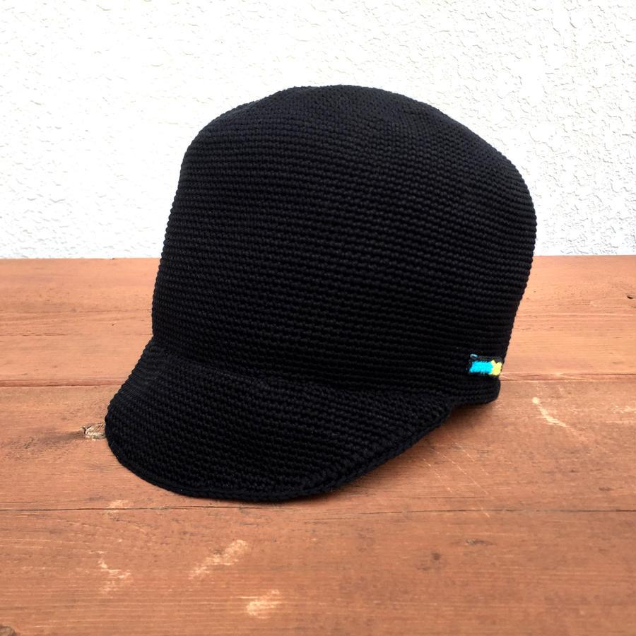 オリジナル帽子/ブラック