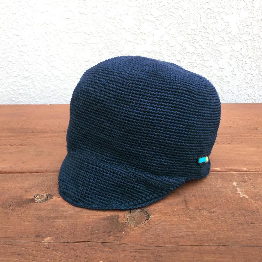 オリジナル帽子/ネイビー