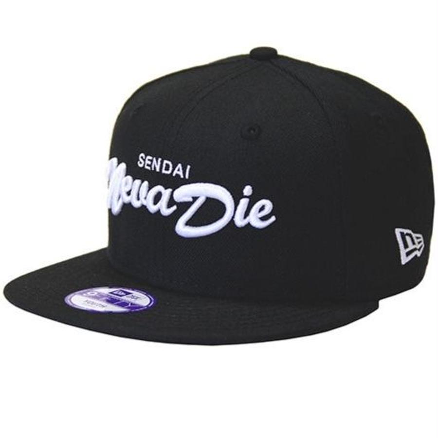 【CASSETTE PUNCH / カセットパンチ】× 【 NEW ERA KID'S/ ニューエラ キッズ 】9Fifty SENDAI NEVA DIE