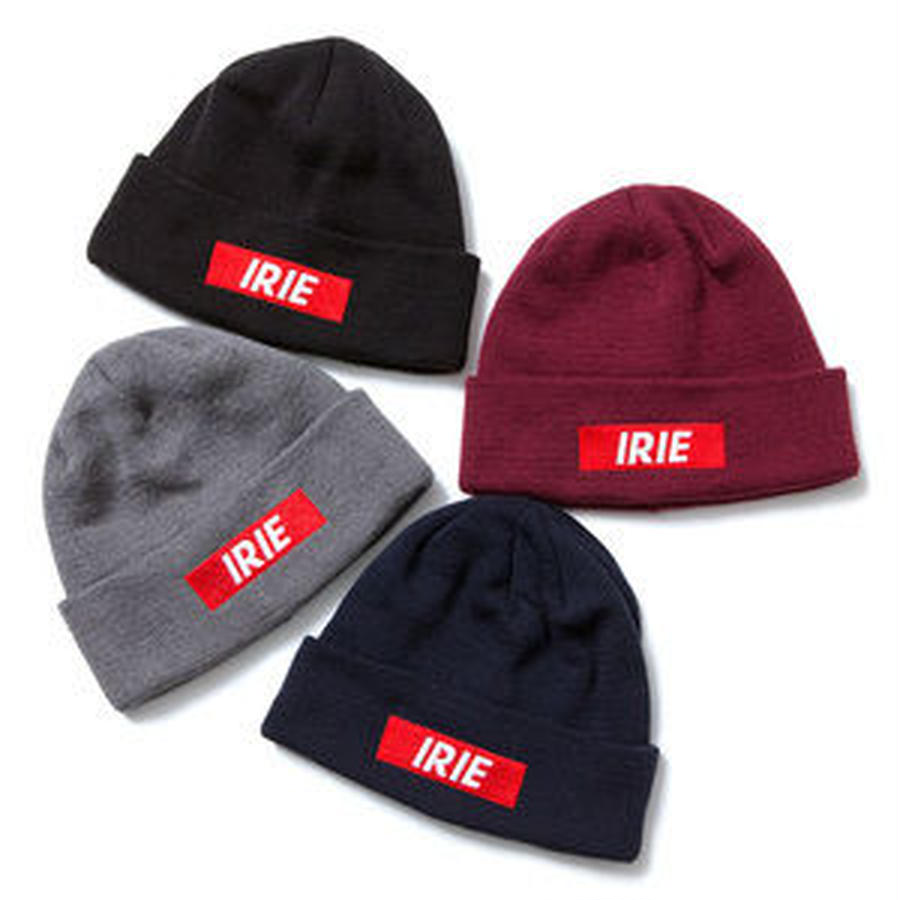 【 IRIE LIFE KID'S / アイリーライフ キッズ】Box Irie Kids Knit Cap