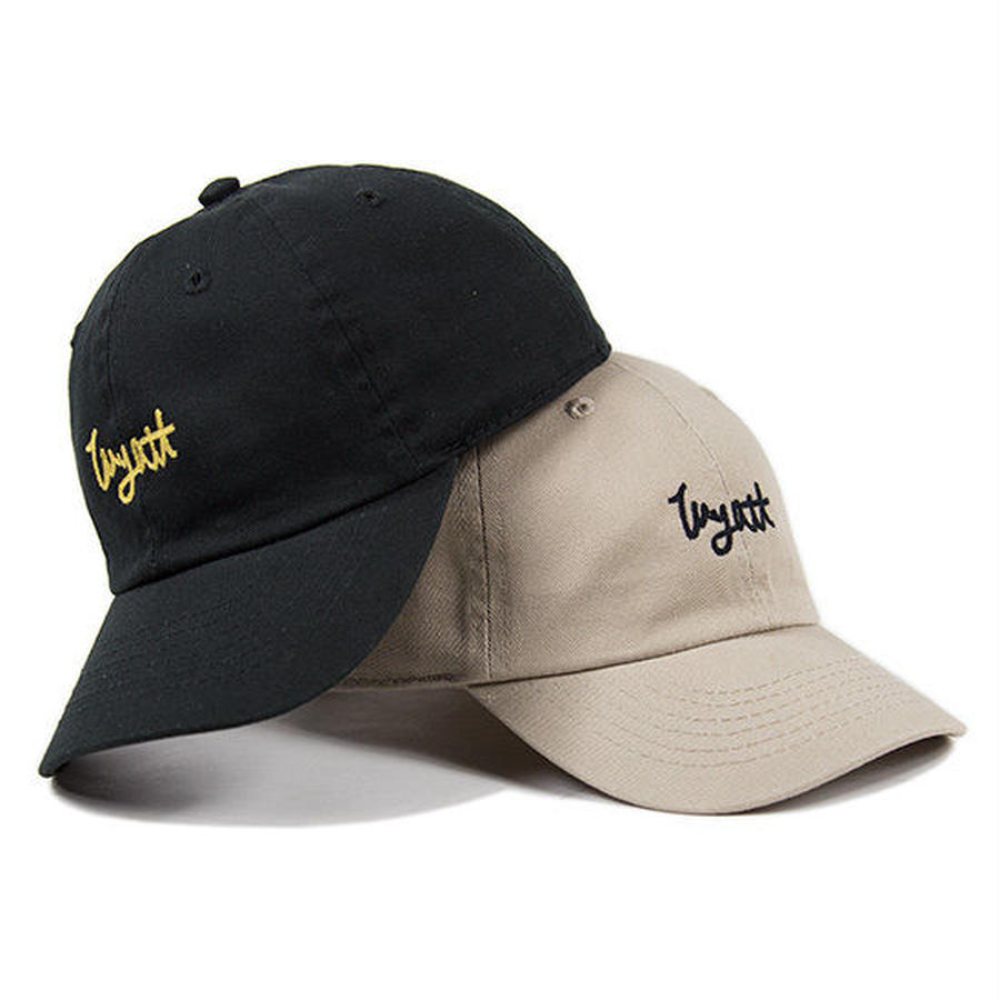 【WYATT / ワイアット】SCRIPT LOGO BALL CAP for KIDS