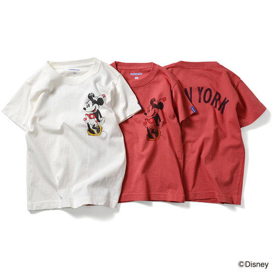 【LAFAYETTE / ラファイエット キッズ】 DISNEY Minnie Mouse Kids Tee
